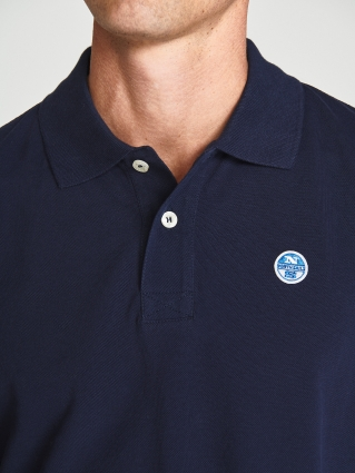 North Sails - Polo - Navy Blue